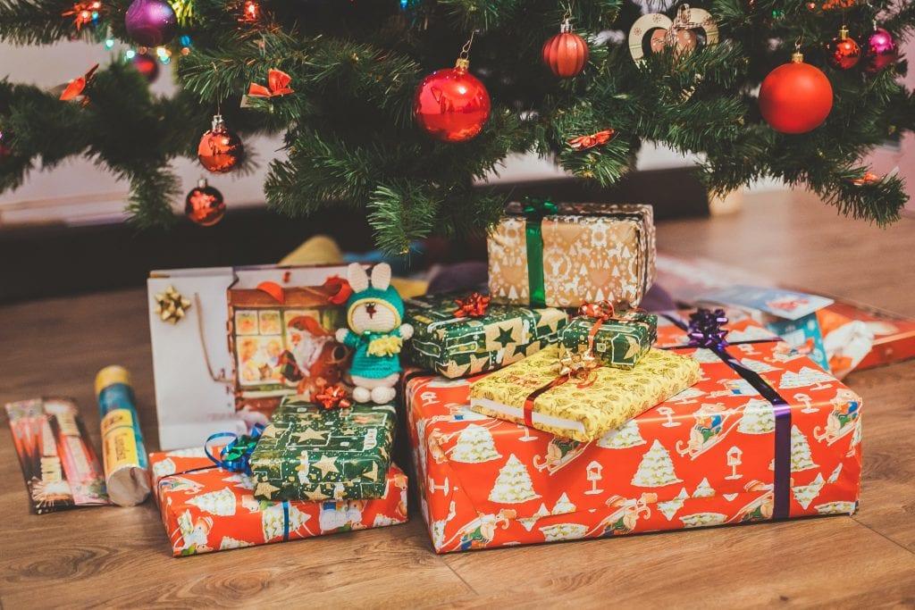 Kerst poppenkleertjes